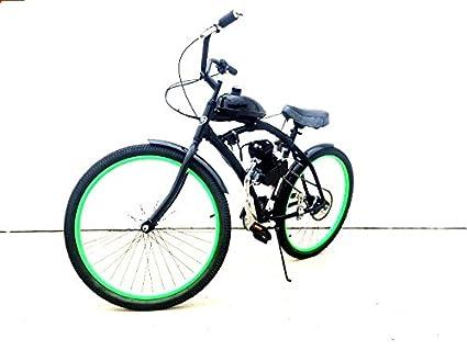 Bicycle Motor Works - Green Goblin