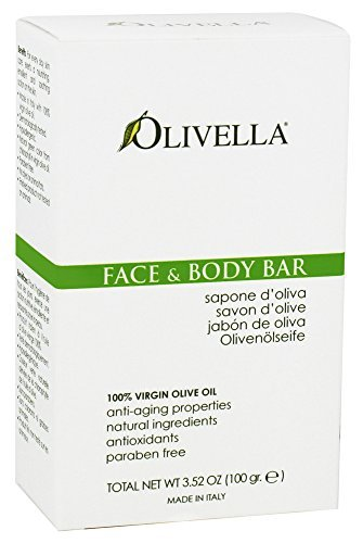 Olivella Scented Face & Body Bar Soap - 3.52 Oz, 12 Pack