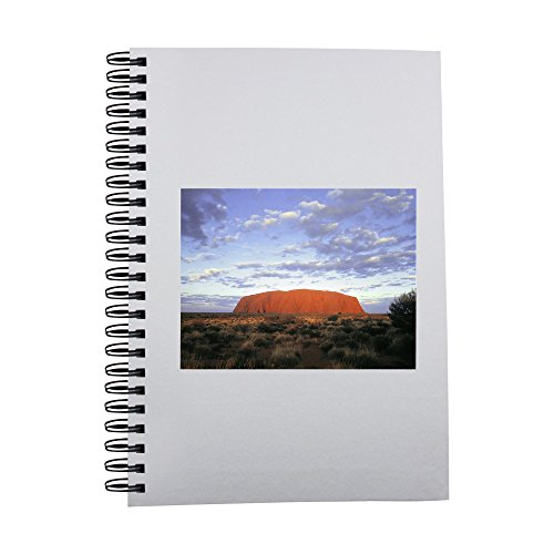 AUSTRALIA NORTHERN TERRITORY ULURU NATIONAL PARK ULURU AYERS ROCK notebook