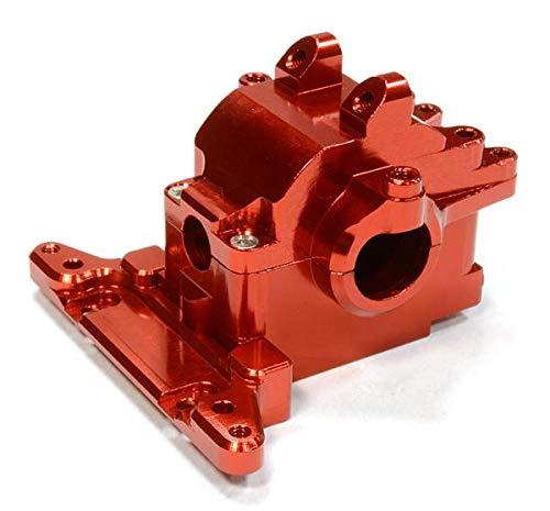 Integy RC Model Hop-ups C25956RED Billet Machined Gear Box for Traxxas LaTrax Rally 1/18 - Box Integy Gear