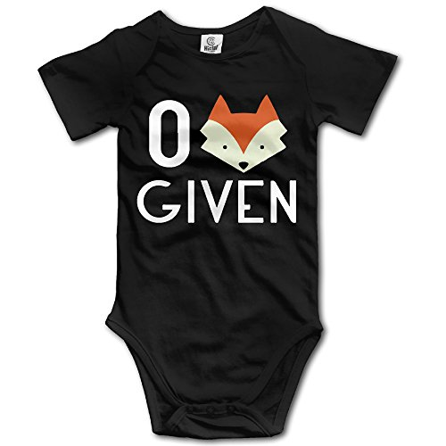 Price comparison product image Hotone Baby Boys Girls Rompers Kids Little Fox Figure Short Sleeve Suits Set