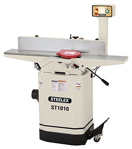 Steelex ST1010 Jointer with Mobile Base, 6""