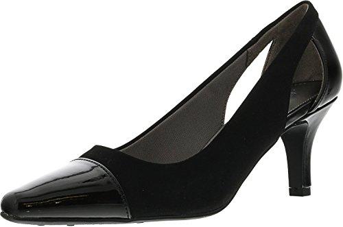 Kimmy Pumps Women's Lifestride Mid Black Heel dressy Fwwpfzxq