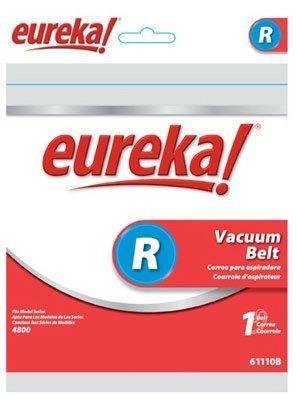 Eureka Brand Style R Vacuum Belts (12 Pack) by Eureka