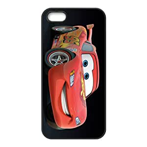 Cars Black Phone Case for iPhone 5S