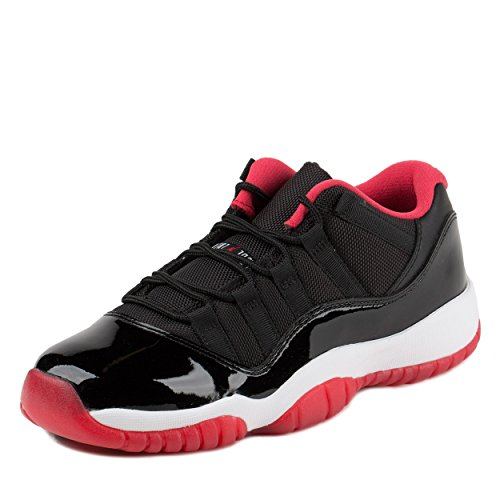 Air Jordan 11 Retro Low BG - 6.5Y ''Bred'' - 528896 012 by NIKE