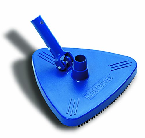HydroTools by Swimline Weighted Triangle Pool Vacuum Head by Swimline
