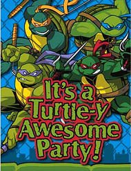 ninja turtle birthday invitations - 9