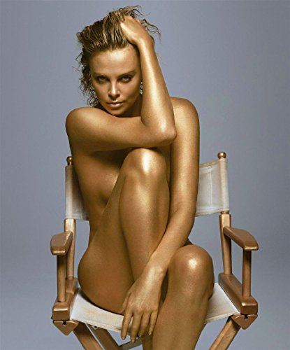 Charlize Theron Silk Poster Fgs9-888