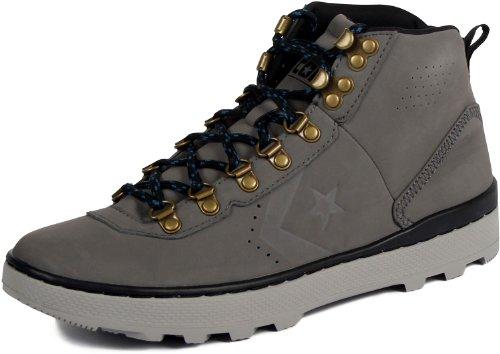 Converse - Zapatillas para hombre - Charcoal Gray/Black/Drizzle