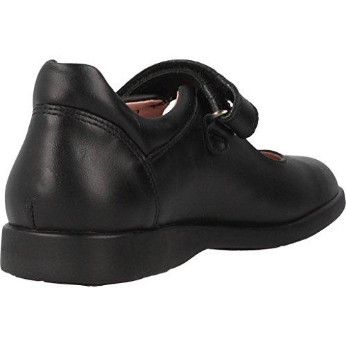 Negro Niñas Para Colegial 161120 Zapato Biomecanics BwqzxPY6q