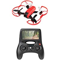 RC EYE Xtreme V2, FPV Drone Quadcopter, HD Camera with Video Recording, 5.8 GHz Live Image, Adjustable Camera Angle, Altitude Hold, Powerful Brushless Motors. Ready to Fly for Beginners and Experts