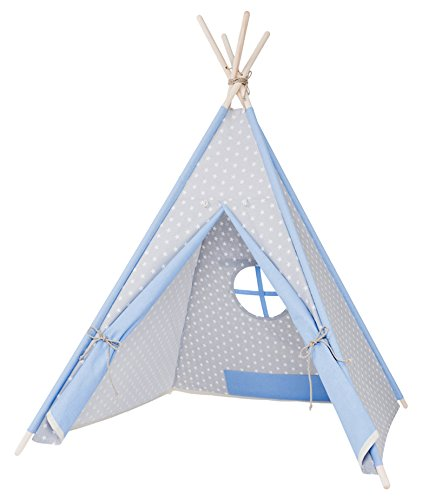 my-teepee Play Tent MT01gr Made in Germany natural materials wooden sticks  sc 1 st  Amazon.com & Amazon.com: my-teepee Play Tent MT01gr Made in Germany natural ...