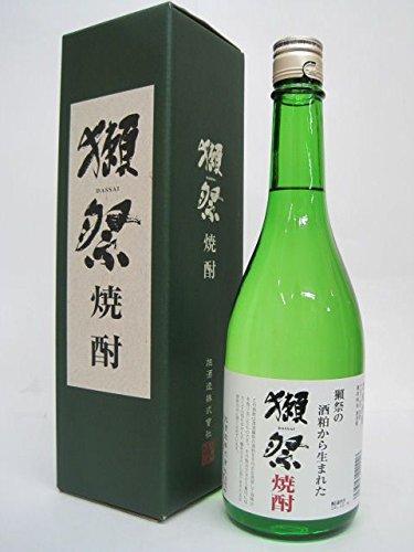 獺祭(だっさい) 純米大吟醸の酒粕から生まれた獺祭焼酎 39度 720ml