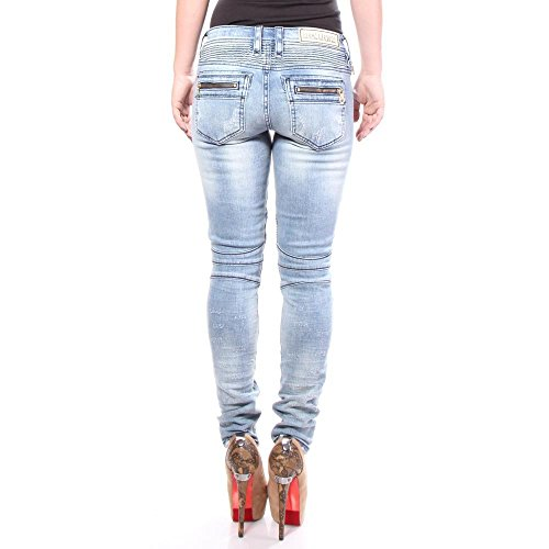 Rock amp; Donne Revival Nelrose Jeans rarOCnWgc1