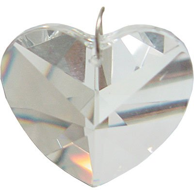 (Prism Crystal 40 mm Heart CL (COMES)