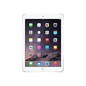 Best Epic Trends 41hiQgfrygL._SS300_ Apple iPad Air 2 MH2N2LL/A (64GB , Wi-Fi + 4G, Silver) NEWEST VERSION (Renewed)