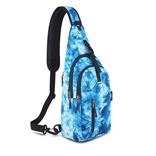 CARQI Sling Bag Shoulder Backpack Crossbody Purse for Hiking Camping (Small-8