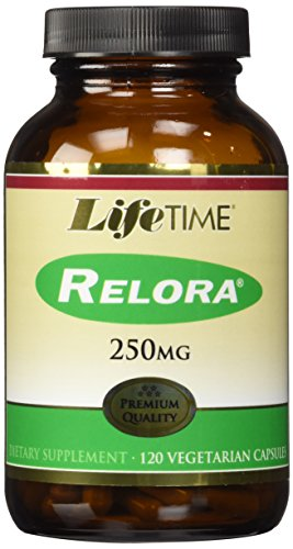 Anti Anxiety Relora 250 mg Anxiety Appetite Control LifeTime 120 Caps