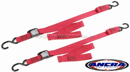 Ancra Original Tie-Downs - --/Red ()