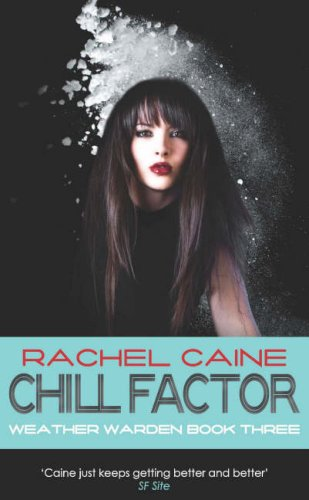 book cover of Chill Factor