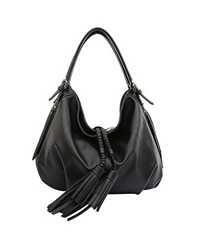 melie-bianco-trudy-vegan-leather-slouchy-hobo-black