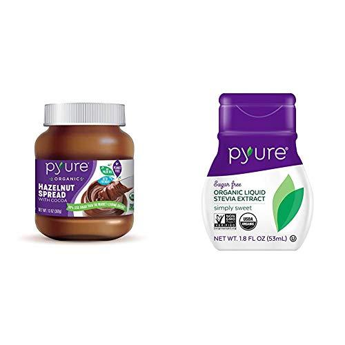 Organic Hazelnut Spread with Cocoa by Pyure | Keto