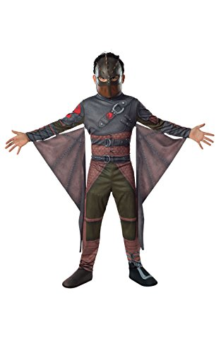 Rubies How to Train Your Dragon 2 Hiccup Costume, Child Small ()