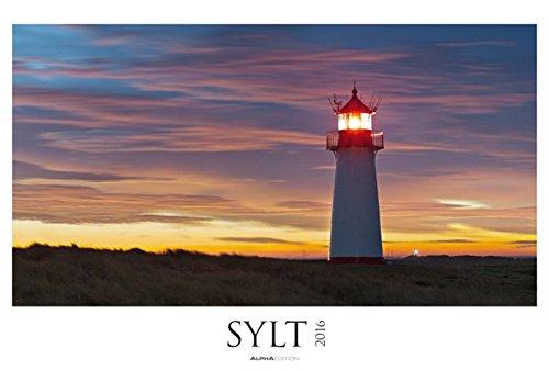 Sylt 2016 - Bildkalender XXL (68 x 46) - Nordsee - Landschaftskalender - Naturkalender
