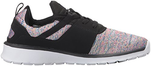 Heathrow Multi Women's DC Black Skateboarding SE Shoe vx5BOw5Uqn