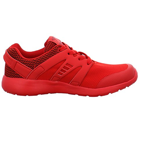 KangaROOS Schuhe Xcape Unisex flame red (10073-600), 32, rot