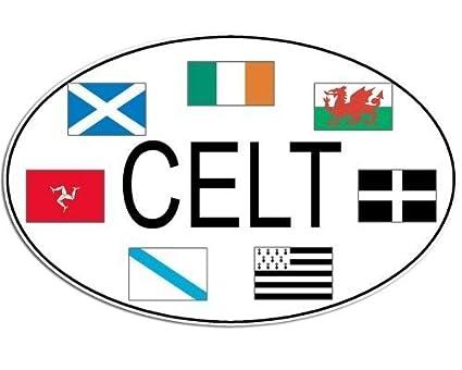 Sticker ** 5 Sizes ** Ireland Flag Vinyl Decal
