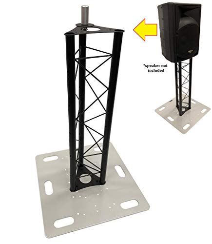 Truss Light Weight 3.28 ft Speaker or Monitor Stand System ()