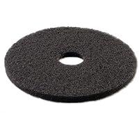 PAD4018BLA - Standard Thickline Floor Pads 18quot; Diameter