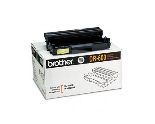 Brother DR-600 OEM Drum Unit (DR600) - 30.000 Pages