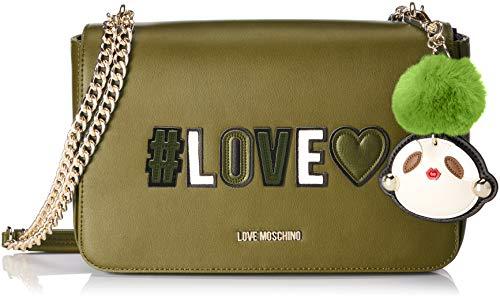 Moschino Borsa Verde Vert Love Cartables Pu YxqBcwv