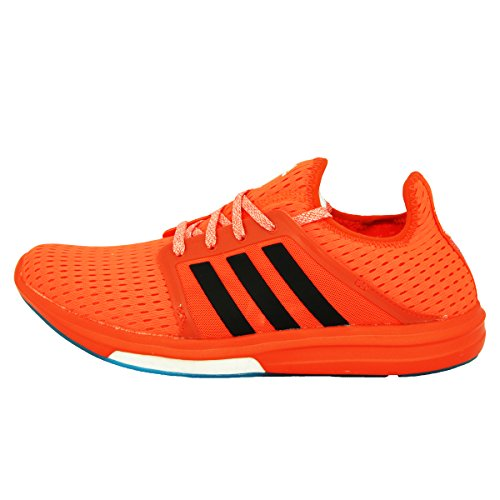 buy online 7c468 fed05 adidas Performance Climachill Sonic Boost Rouge pour Homme Chaussures de  Course, Red Amazon.fr Chaussures et Sacs