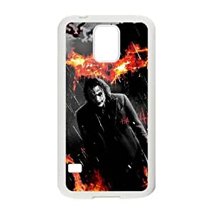 The Joker Samsung Galaxy S5 Cell Phone Case White 8You013687