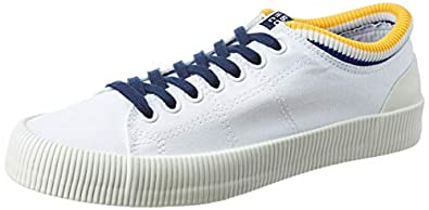 Amazon Brand - House & Shields Men's Canvas Sneakers