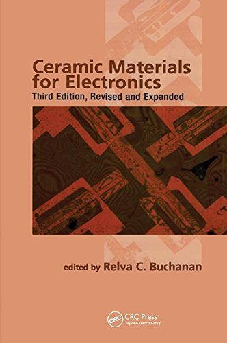 B.e.s.t Ceramic Materials for Electronics (Materials Engineering) [T.X.T]