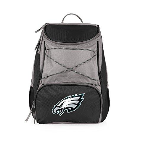 NFL Philadelphia Eagles PTX Insulated Backpack Cooler, Black