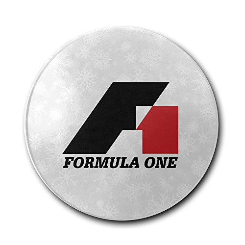 JFD Formula One Cool Extreme Sport Logo Bar Drink Ceramic Coaster - Rock Bowling Nc