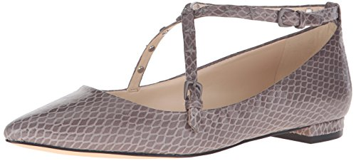 Image of Nine West Women's Aquino Synthetic Pointed Toe Flat