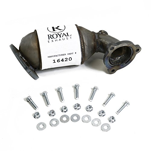 1.9L Front Catalytic Converter compatible with 2000-2004 Volvo S40//V40