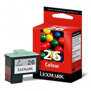Lexmark 26 Inkjet Ink Cartridge