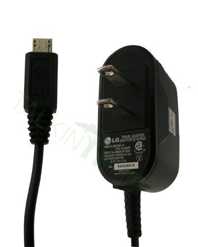 NEW OEM LG STA-U34WRI WALL CHARGER FOR CHOCOLATE 3 VX8560 VX8360 VX11000 ()