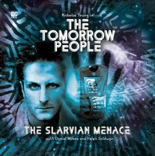 Read Online The Slarvian Menace (Tomorrow People S.) ebook