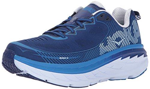 Hoka One One Mens Bondi 5 Running Shoe – DiZiSports Store