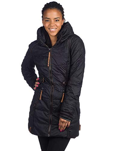 W Knastrologin Jacket Black Winter Naketano BZH5qw