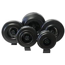 """Hydroponic In-line Stealth Fan 8"""" 745 CFM"""